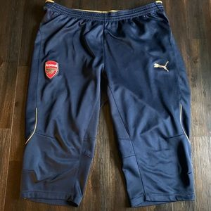 Arsenal Puma 3/4 training pants